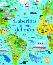 LABERINTS ARREU DEL MON -SMITH SAM-9781474938358