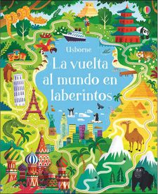 LA VUELTA AL MUNDO EN LABERINTOS-SMITH SAM-9781474949712