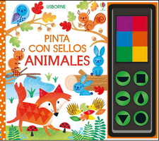 PINTA CON SELLO ANIMALES-WATT, FIONA-9781474959254