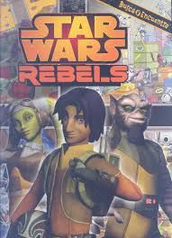 BUSCA Y ENCUENTRA STAR WARS REBELS -STAR WARS-9781503703001