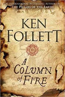 A COLUMN OF FIRE-FOLLETT, KEN-9781509857159