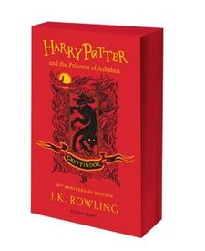 HARRY POTTER AND THE PRISONER OF AZKABAN - GRYFFINDOR EDITION-ROWLING, J. K.-9781526606174