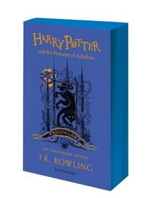 HARRY POTTER AND THE PRISONER OF AZKABAN - RAVENCLAW EDITION-ROWLING, J. K.-9781526606198
