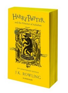 HARRY POTTER AND THE PRISONER OF AZKABAN - HUFFLEPUFF EDITION-ROWLING, J. K.-9781526606211