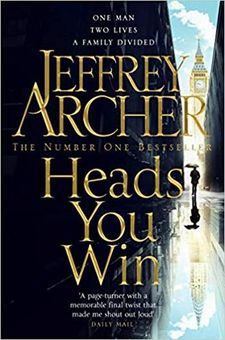 HEADS YOU WIN-ARCHER, JEFFREY-9781529011715