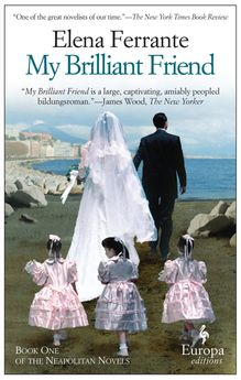 MY BRILLIANT FRIEND-FERRANTE, ELENA-9781609450786