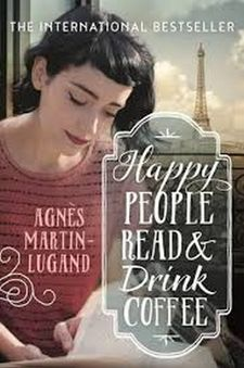 HAPPY PEOPLE READ AND DRINK COFFEE -MARTIN-LUGAND, AGNÈS-9781760292102