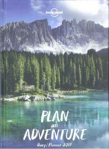 LONELY PLANET DIARY PLANER 2017 -AA VV-9781760340827