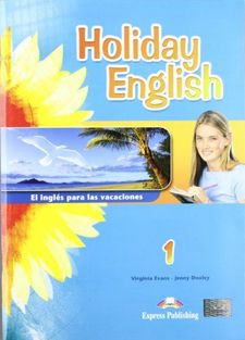 HOLIDAY ENGLISH 1R ESO -AA.VV-9781780987958