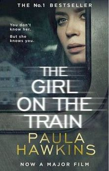 THE GIRL ON THE TRAIN (FILM)-HAWKINS, PAULA-9781784161767