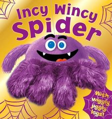 INCY WINCY SPIDER - ING-AA.VV.-9781784402648