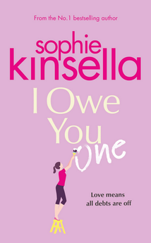 I OWE YOU ONE-KINSELLA, SOPHIE-9781787630215
