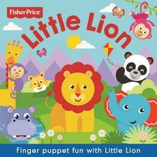 FISHER PRICE - LITTLE LION-VV. AA.-9781788102452