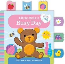 LITTLE BEAR'S BUSY DAY - CLOTH BOOK - ING-AAVV-9781788104425