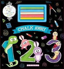 CHALK AWAY: 123-ANÓNIMO-9781788107136