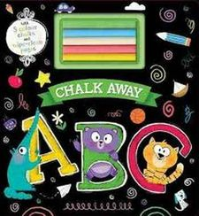 CHALK AWAY: ABC-ANÓNIMO-9781788107167