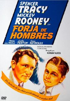 DVD-FORJA DE HOMBRES-SPENCER TRACY; MICHEY ROONEY-9781893022577