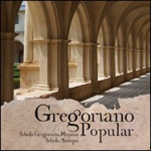 CD-GREGORIANO POPULAR -SAN PABLO-9782142008359