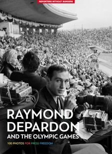 RAYMOND DEPARDON AND THE OLYMPIC GAMES-AAVV-9782362200489