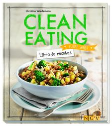 CLEAN EATING-WIEDEMANN, CHRISTINA-9783625006930