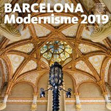 CALENDARI 2019 GRAN: BARCELONA MODERNISME -TRIANGLE POSTALS-9784455190097