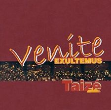 CD.- VENITE EXULTEMUS. -TAIZE-9784530005650
