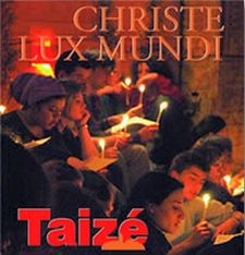 CD.- CHRISTE LUX MUNDI-TAIZÉ-9784530005681