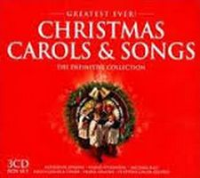 CD- CHRISTMAS CAROLS & SONGS-WWAA-9784584184257
