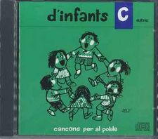 D'INFANTS C - CANCONS PER AL POBLE-EUFONIC-9784670000201