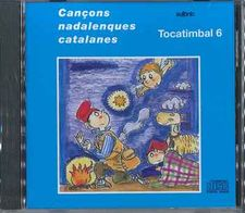 TOCATIMBAL 6 - CANÇONS NADALENQUES CATALANES --EUFONIC-9784673300445