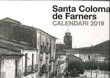 CALENDARI 2019: SANTA COLOMA DE FARNERS-EFADOS-9785001045984