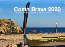 CALENDARI 2020 COSTA BRAVA-EFADÓS-9785001046165