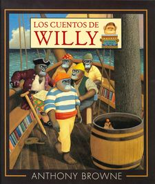 LOS CUENTOS DE WILLY-BROWNE, ANTHONY-9786071656353