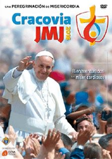 DVD- CRACOVIA JMJ 2016-DAVID NAGLIERI-9786262606846