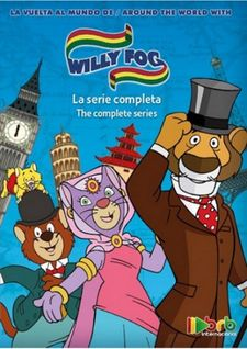 DVD-LA VUELTA AL MUNDO WILLY FOC-CLAUDIO BIERN-9786540903315