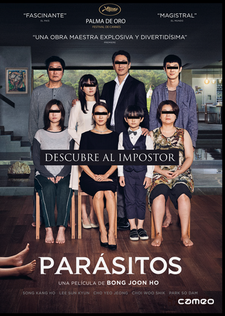 DVD- PARASITOS-BONG JOON HO-9786564167014