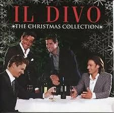 CD-IL DIVO THE CHISTMAS COLLECTION-IL DIVO-9786970299323
