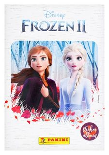 ALBUM FROZEN 2-PANINI-9788190001274