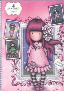 STICKER ALBUM GORJUSS-PANINI-9788190005999
