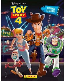 ALBUM TOY STORY 4 MOVIE-PANINI-9788190097369