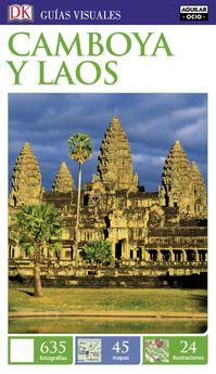 CAMBOYA Y LAOS -DORLING KINDERSLEY-9788403517561