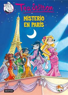 MISTERIO EN PARIS Nº 4-STILTON, GERONIMO -9788408087984