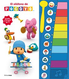 POCOYO XILOFONO -ZINKIA ENTERTAINMENT, S.-9788408095224