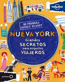 MI PRIMERA LONELY PLANET. NUEVA YORK-KLAY LAMPRELL-9788408109167