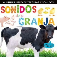 SONIDOS DE LA GRANJA -LITTLE TIGER PRESS-9788408127970