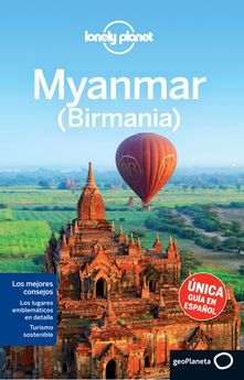 MYANMAR 3-RICHMOND, SIMON / ELLIOTT, MARK / RAY, NICK / BUSH, AUSTIN / EIMER, DAVID-9788408132219