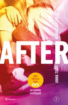 AFTER (SERIE AFTER 1) -TODD, ANNA-9788408133537