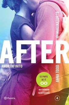 AFTER. AMOR INFINITO (SERIE AFTER 4) -TODD, ANNA-9788408138365