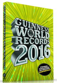 GUINNESS WORLD RECORDS 2016-GUINNESS WORLD RECORDS-9788408144922