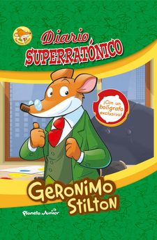 GERONIMO STILTON. DIARIO SUPERRATÓNICO -STILTON, GERONIMO-9788408146537